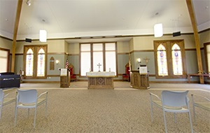 Eventide Heartland Chapel Virtual Tour