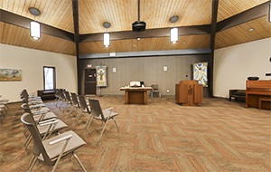 Eventide Jamestown Chapel Virtual Tour