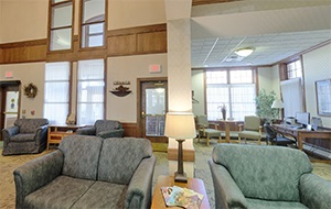Eventide on Eighth Virtual Tour of Common Area